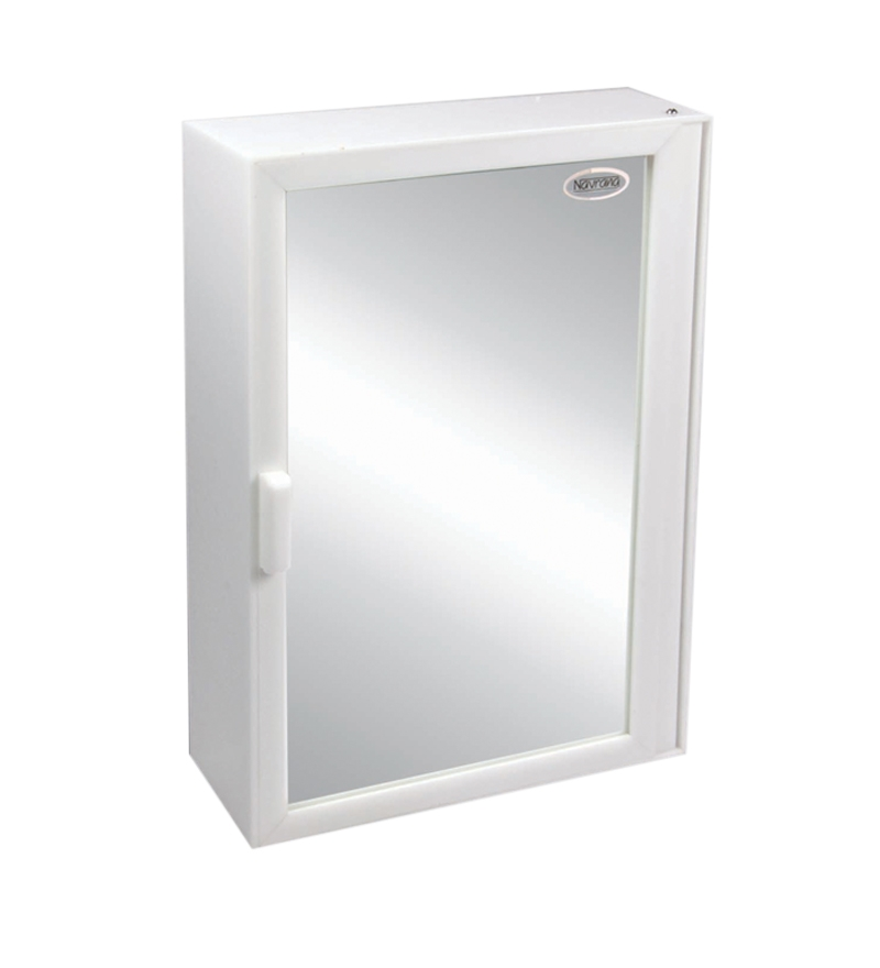 Navrang bathroom cabinet utility mini without mirror by for Bathroom utility cabinet