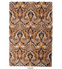 Nahmias Area Rug 91 x 63 Inch in Caramel by Amberville