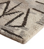 Nairn Area Rug 91 x 63 Inch in Brown & Ivory by Amberville