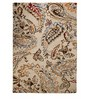 Nakama Area Rug 91 x 63 Inch in Multicolour by Amberville