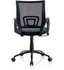 Nano Ergonomic Chair in Black Colour by Oblique