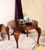 Napier Coffee Table in Provincial Teak Finish by Amberville