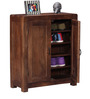 Dover Shoe Rack in Provincial Teak Finish by Woodsworth