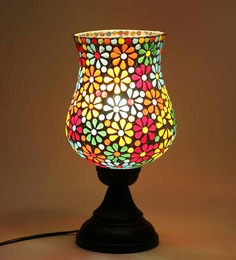 New Era Exemplary Multicolour Table Lamp