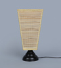 New Era Conical Bamboo Table Lamp