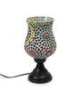 New Era Exemplary Multicolour Glass Floor Lamp