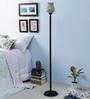 New Era Multicolor Glass Stick Floor Lamp