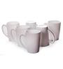 Luminarc New Morning Glass 320 ML Mugs - Set of 6