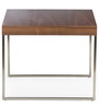 New York Side Table in Brown Colour by HomeHQ