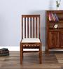 Newport Dining Chair in Warm Walnut Finish by Woodsworth