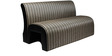 Nick Three Seater Sofa by ARRA