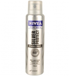 Nivea Silver Protection Deodorant For Men150 Ml