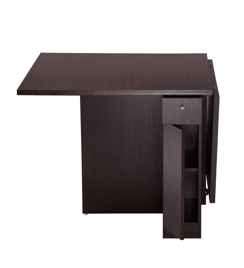 Buy Nilkamal Hector Folding Dining Table Multipurpose  : Nilkamal Hector Folding Dining Table multipurpose Table IHECTORDINTBLBRN 1361614621Aj3KvA from www.pepperfry.com size 800 x 880 jpeg 163kB