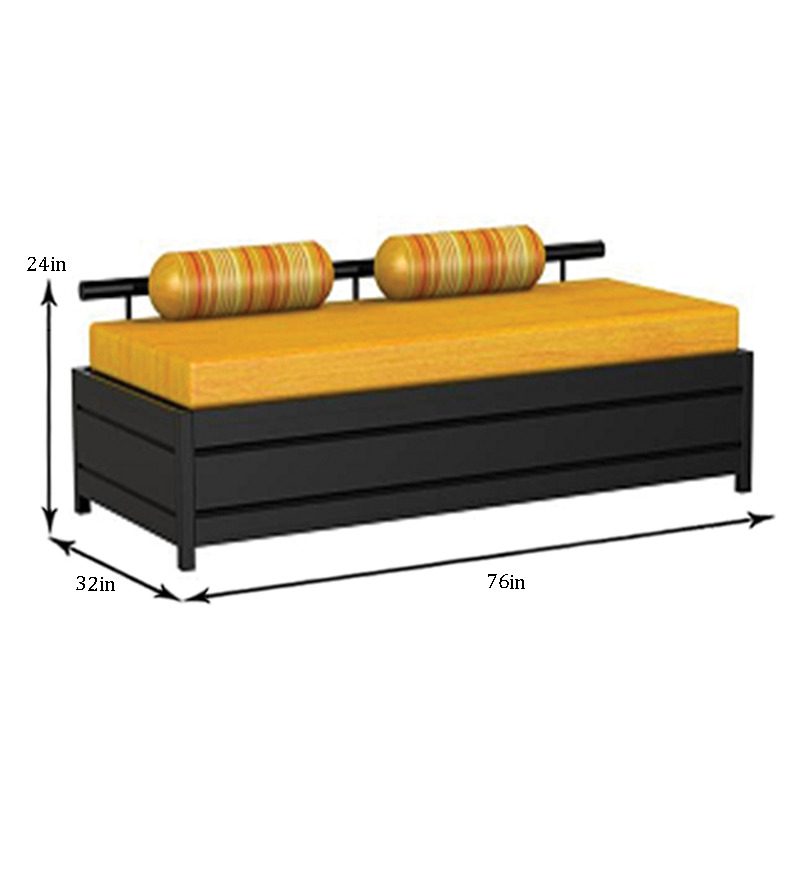 Nilkamal Ashley Diwan Bed By Nilkamal Online Single Beds Furniture Pepperfry Product
