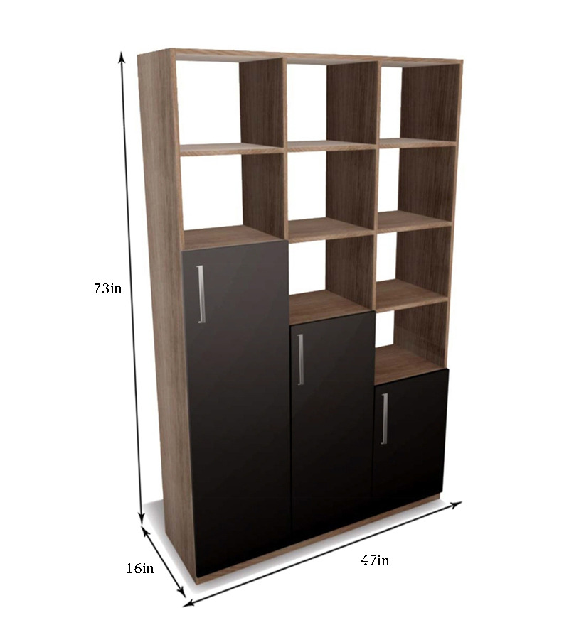 Nilkamal Destina Book Shelf By Nilkamal Online Modern Furniture Pepperfry Product
