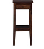 Richmond End Table in Provincial Teak Finish by Woodsworth