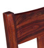 Nicolas Six Seater Dining Set in Honey Oak Finish by Amberville