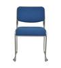 Nilkamal Contract Fabric Chair- Blue