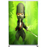 Ninja Kids Wardrobe in Green Colour by BigSmile Furniture