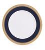 Noritake Crestwood Golden Cobalt Porcelain 21-piece Dinner Set
