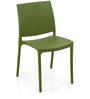 Novella Series - 8 Set of 2 Chairs in Green Color by Nilkamal