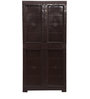 Novelty Big Plus Storage Cabinet in Pearl Brown Colour by Cello
