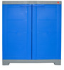 Novelty Compact Shoe Rack in Blue Colour by Cello