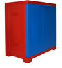 Novelty Compact Shoe Rack in Red & Blue Colour by Cello