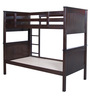 Novitta Bunk Bed in Cappuccino Colour by HomeTown
