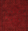 Obeetee Red Wool 96 x 60 Inch Overdyed Carpet