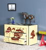 Ozzy Chest of Drawers in Multi-Colour Finish by Bohemiana