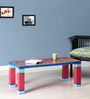 Ozzy Coffee Table in Multi-Color Finish by Bohemiana