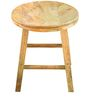 Ombray (Ben) Stool in Natural Finish by Inliving