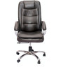(Free Kid Chair)Omnia Executive High Back Chair in Black Color By VJ Interior
