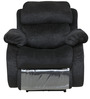 One Seater Automatic Recliner in Black Colour by Star India
