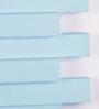 Onlineshoppee Blue Mango Wood Wall Rack