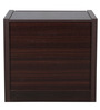 Ontario Bedside Table in Walnut Colour by HomeTown