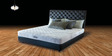 Ortho Firm Pocket Spring Queen-Size Mattress by Snoozer