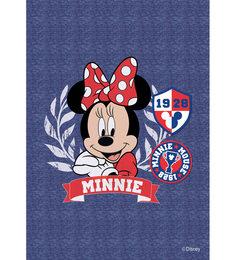 Licensed Disney Minnie Printed Digital Printed With Laminated Wall Poster