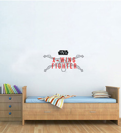 Licensed X Wing Fighter Digital Printed Wall Decal