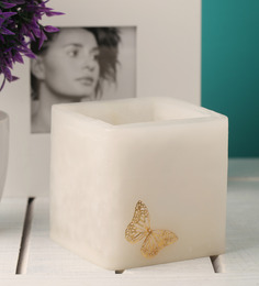 Orlando Di Decoro Luminary Wings Luminary Candle
