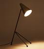 Orange Tree Gold Iron Icosa Study Lamps