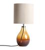 Orange Tree White Linen Gayle Table Lamp