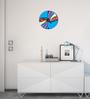 Licensed Avengers Digital Printed Analog Wall Clock