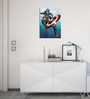 Licensed Marvel Captain America Digital Printed with Laminated Wall Poster