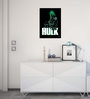 Licensed Marvel Glossy Hulk Digital Printed with Laminated Wall Poster