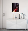 Licensed Starwars Darth Vadar Digital Printed with Laminated Wall Poster