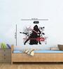 Licensed Team Star Wars Digital Printed Wall Decal