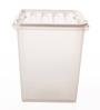 Orthex Polypropylene Transparent 15 L Storage Box with Lid