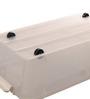Orthex Polypropylene Transparent 35 L Storage Box with Lid